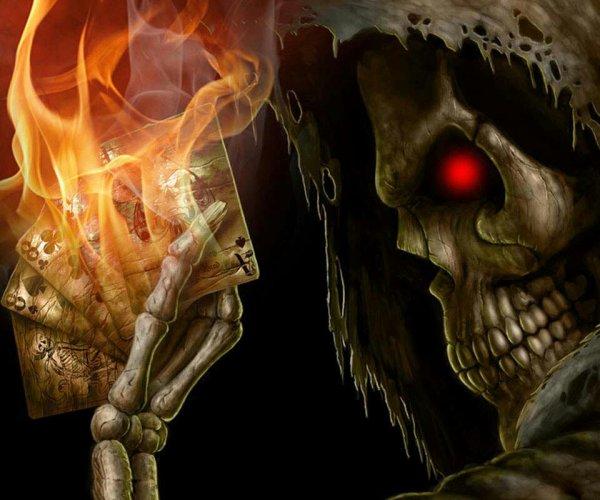 Tete de mort ect