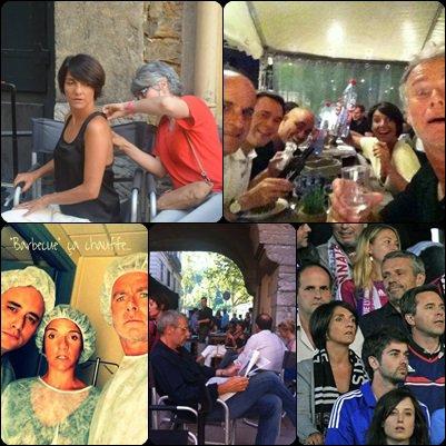 """Au tournage du prochain film avec """"Barbecue"""" avec Florence , qui sortira en salle le 16 avril 2014 ! *.* <33"""