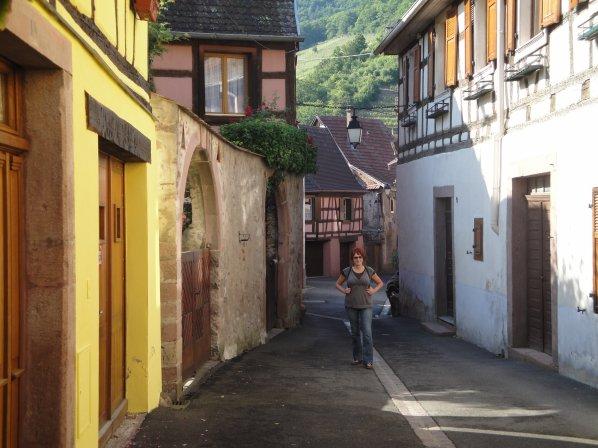 De retour d' Alsace ....