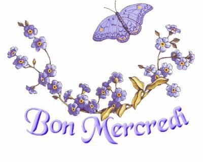 §§§ BON MERCREDI ... §§§
