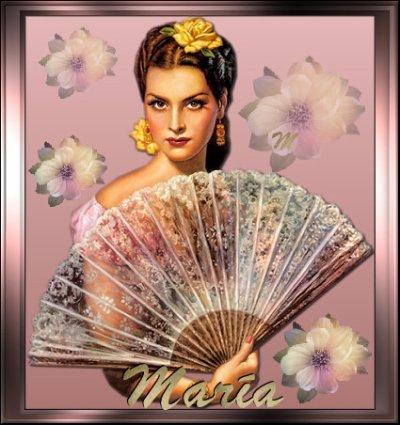 """§§§ Partage de ma grande amie """"MARIA"""" .... Le vent aménera plein de gros bisous vers la Roumanie ..."""