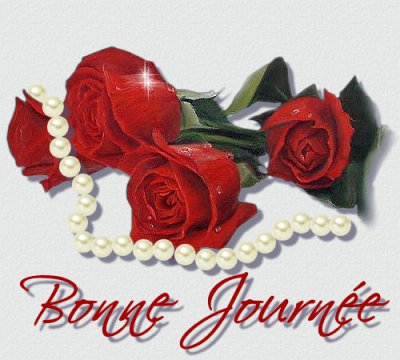 §§§ JE VOUS SOUHAITE UNE BONNE JOURNEE ... §§§