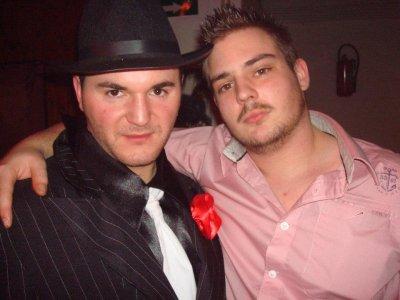 goran et moi