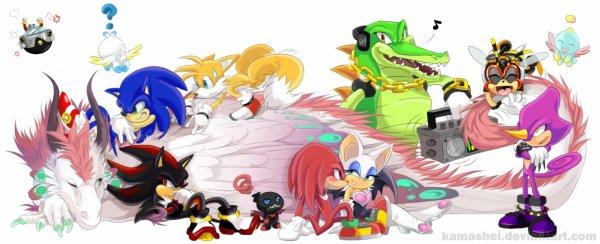Sonic et ses amis blog de shadamyfan24 - Dessin de sonic et ses amis ...