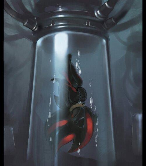 Shadow capsule