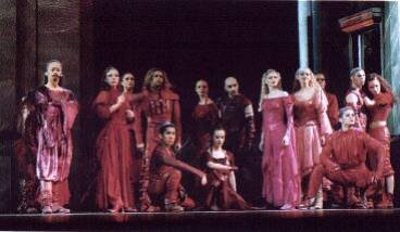 les capulets 2001