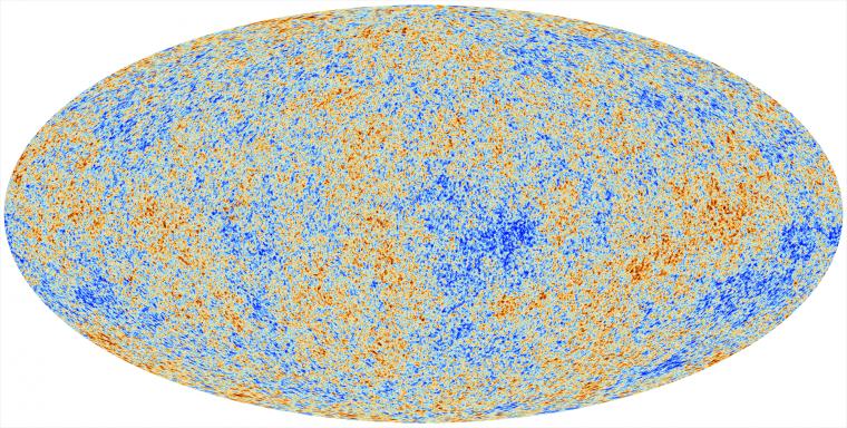 Fond diffus cosmologique et rayonnement fossile