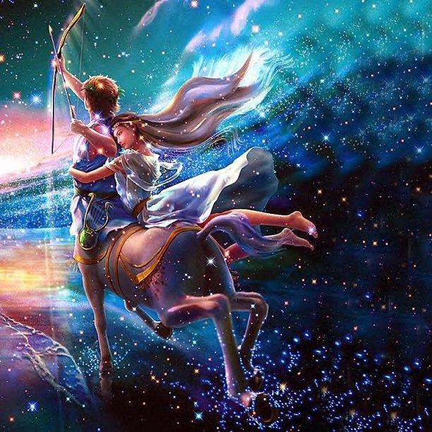 Sagittaire = Sagittarius
