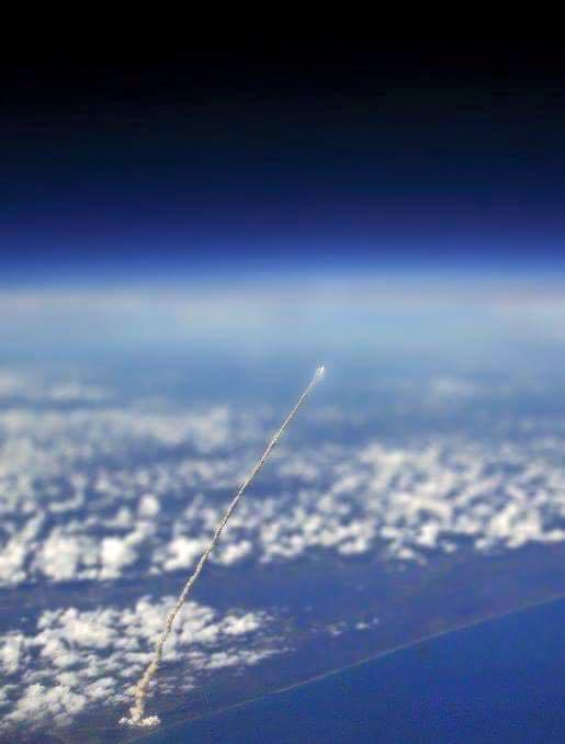 Fusée astronautique