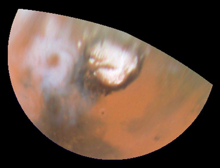 Cyclone martien