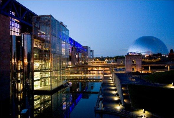 Cité des sciences & de l'industrie