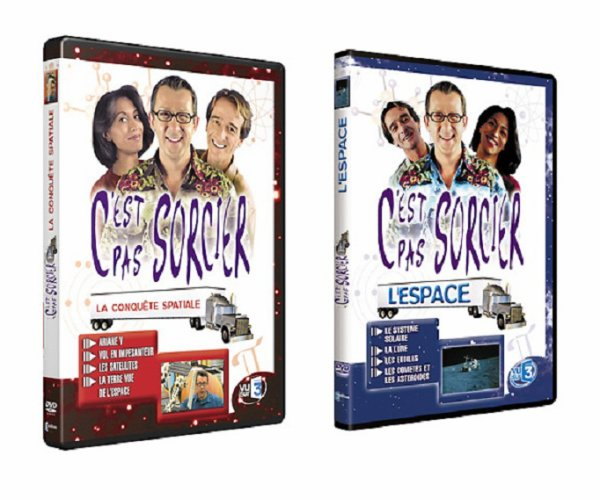 C'est pas sorcier (DVD)