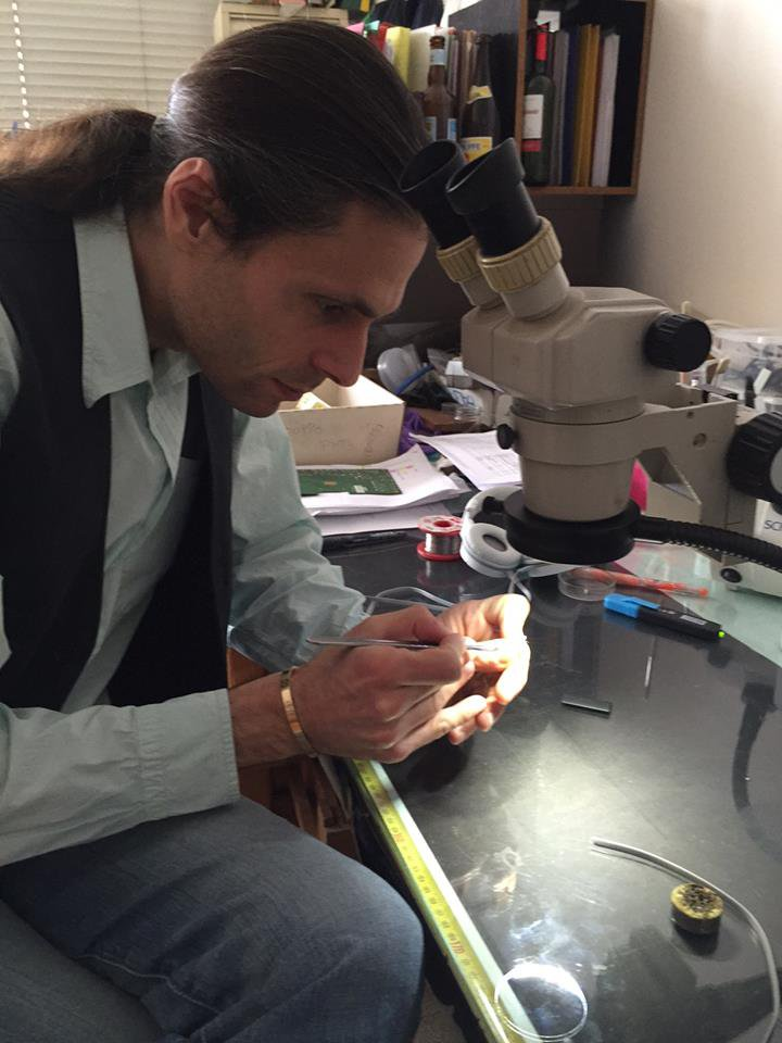 Microscope = Microscopium