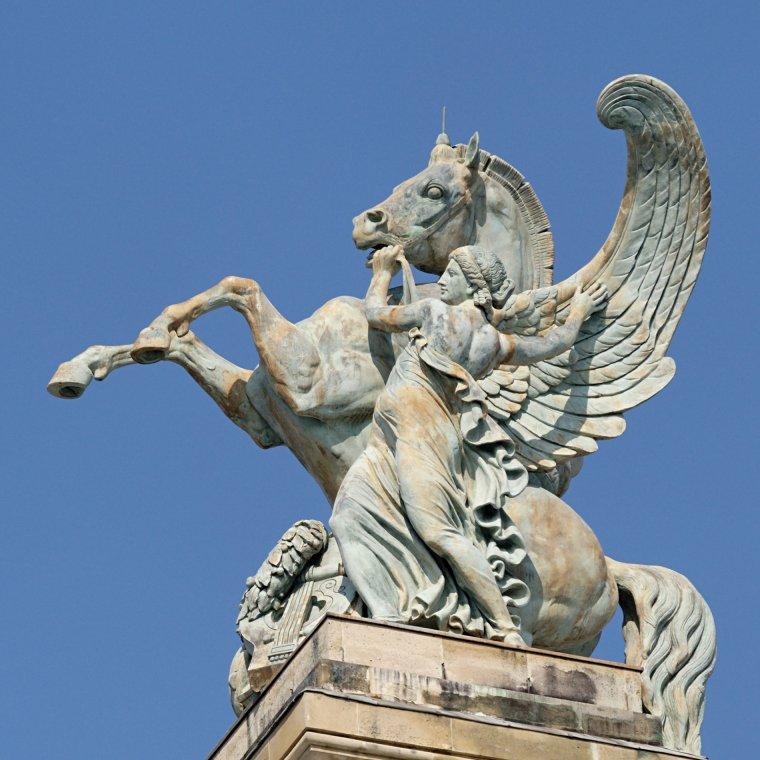 Pégase = Pegasus