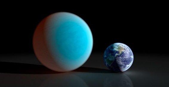 Planète de diamant