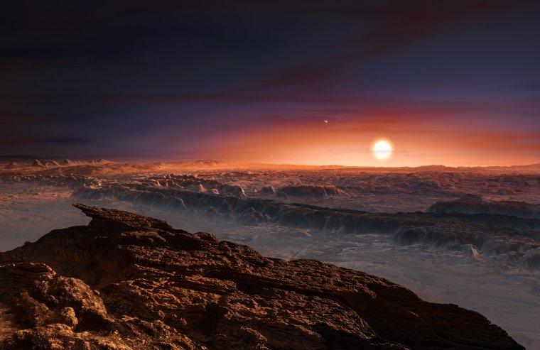 Proxima Centauri b = Proxima b