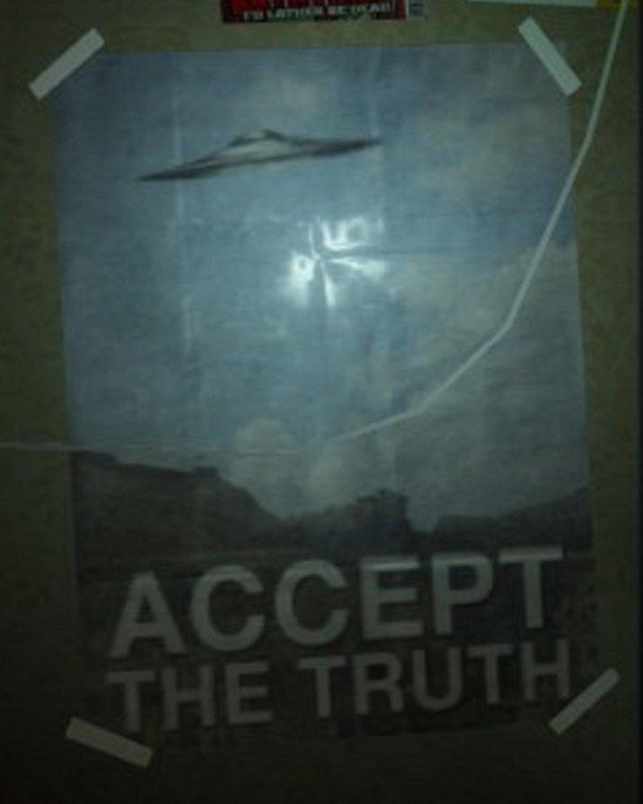O.V.N.I. = UFO = Objet Volant Non Idendifié = OVNI