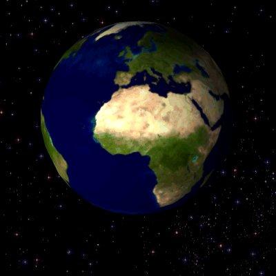Terre détruite