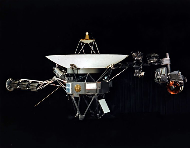 Voyager 1 & 2