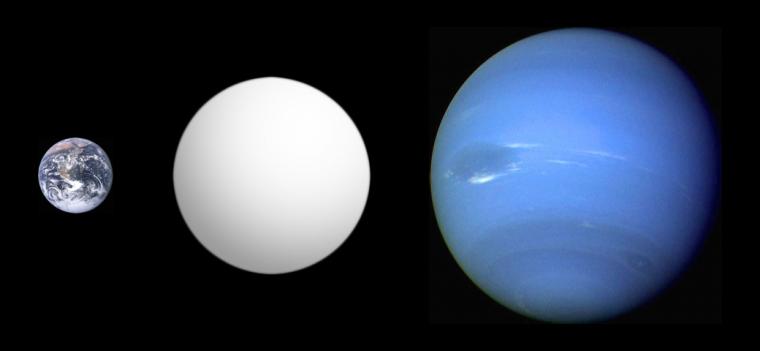 Gliese 1214 b = GJ 1214 b