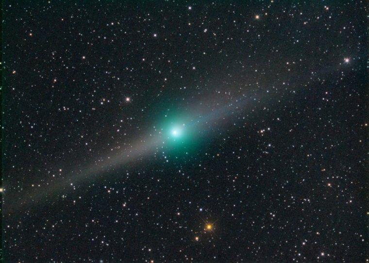 Comète à 2 queues (Garradd)