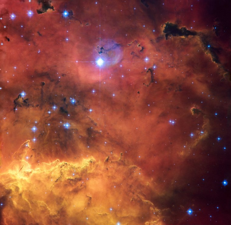 Pouponnière d'étoiles = Formation stellaire = Stellogénèse = Stellogonie