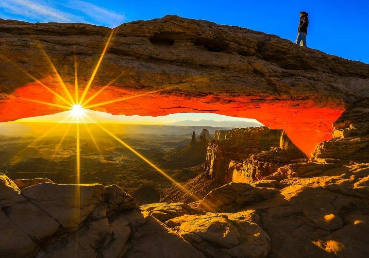 Chaleur du soleil