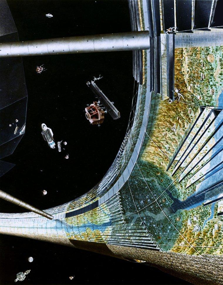Colonisation de l'espace