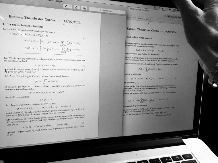Mathématiques = Maths