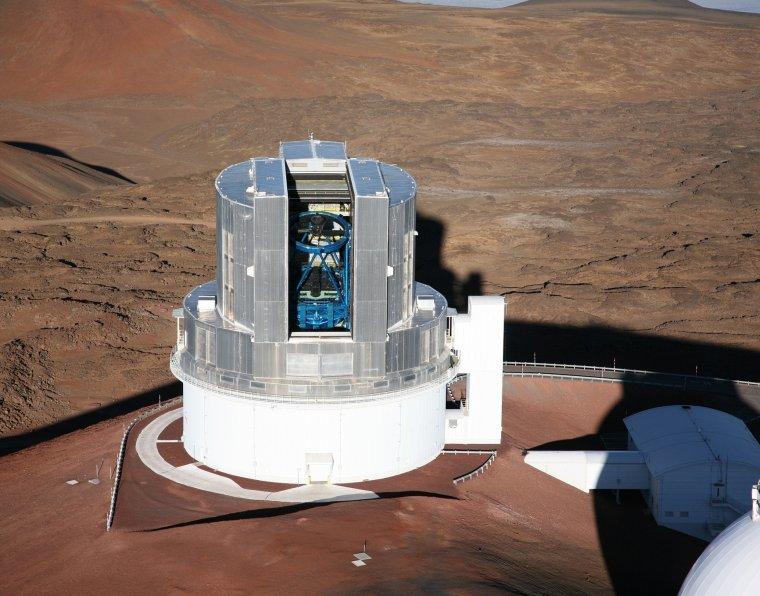 Subaru Telescope = すばる望遠鏡