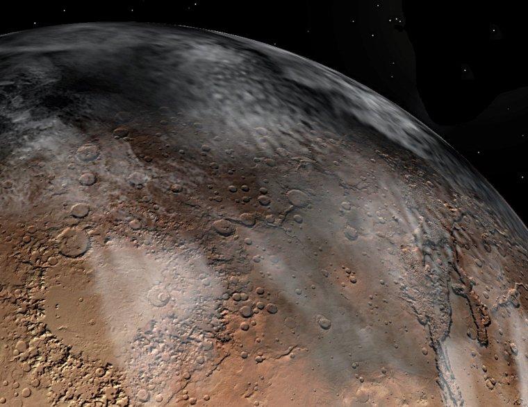 Nuages martiens