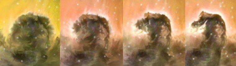 Barnard 33 = Nébuleuse de la Tête de Cheval