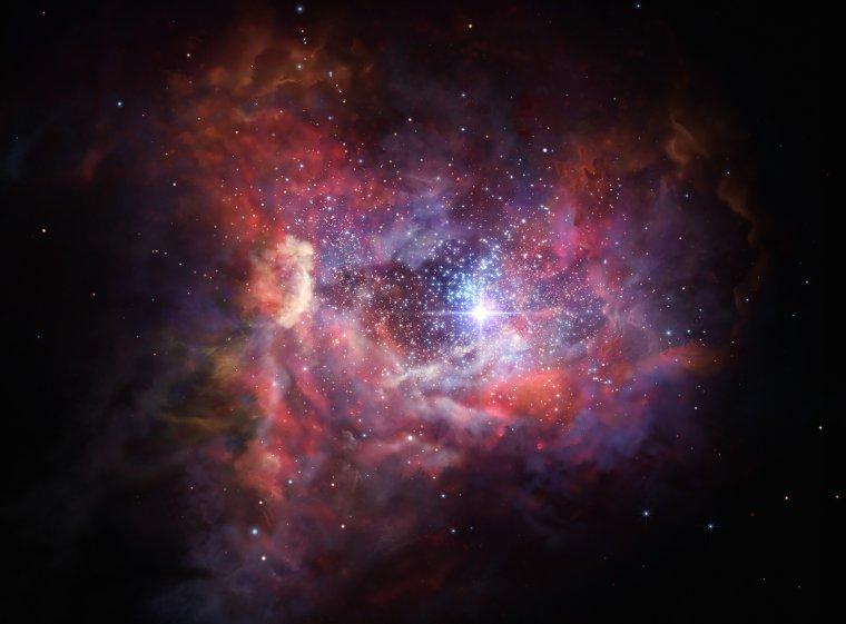Protogalaxie = Galaxie primitive
