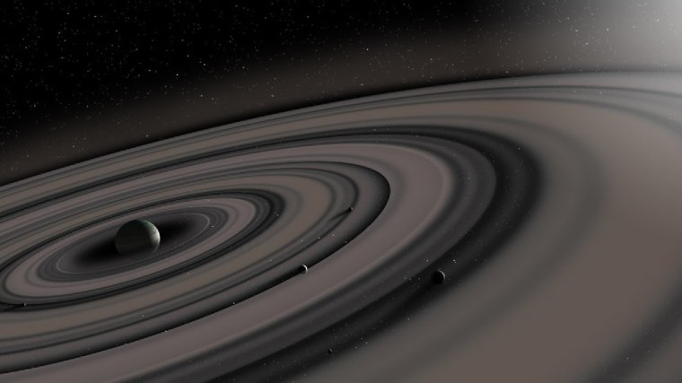 Proto-soleil