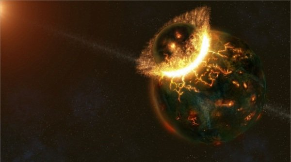 Proto-Terre = Gaia