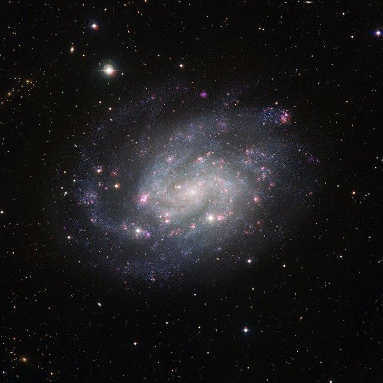 Galaxie du Sculpteur NGC 300
