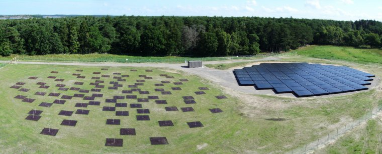LOFAR = LOw Frequency ARray