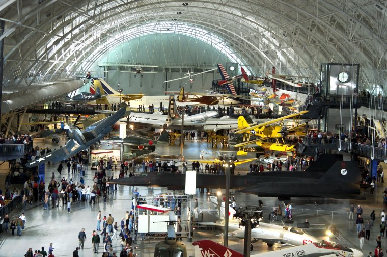 National Air and Space Museum à Washington (USA)