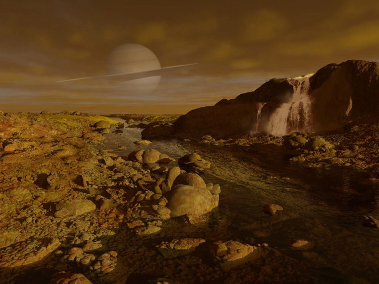 Titan Saturn System Mission = TSSM