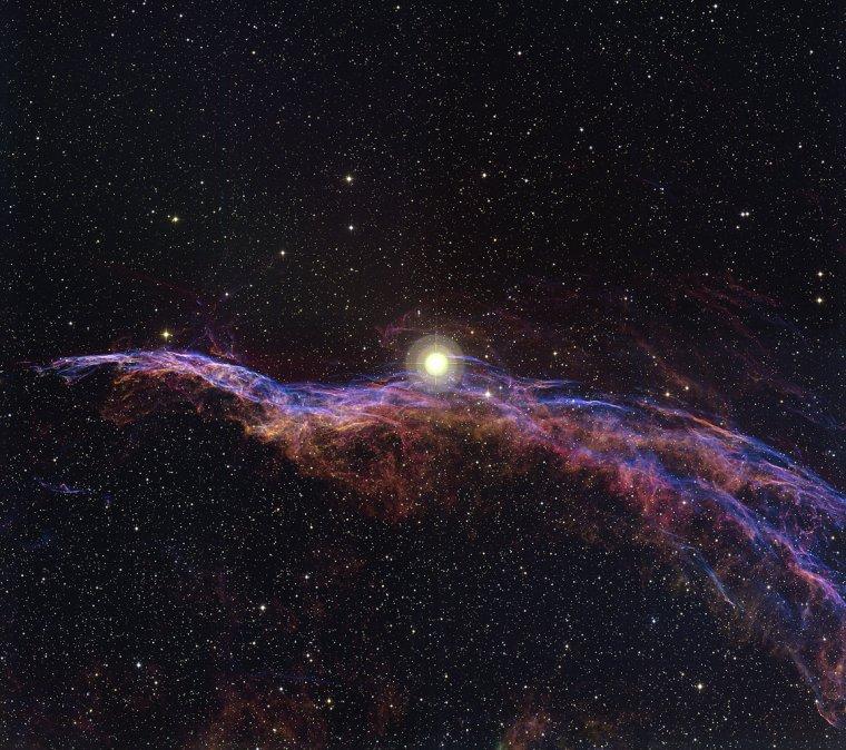Dentelle du Cygne = NGC 6960