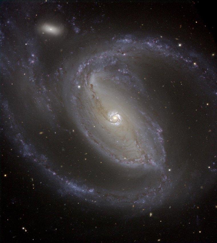 Caldwell 67 = NGC 1097