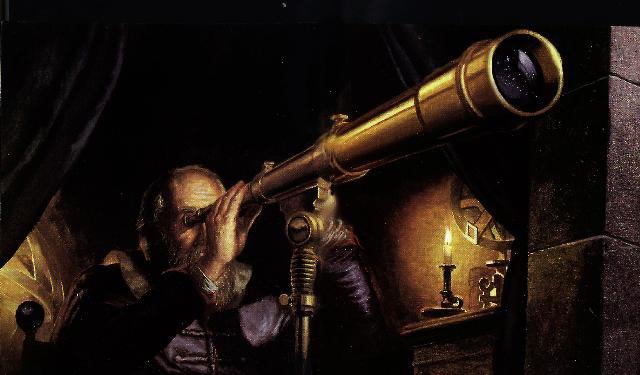 ¼il d'astronome = Yeux d'astronomes