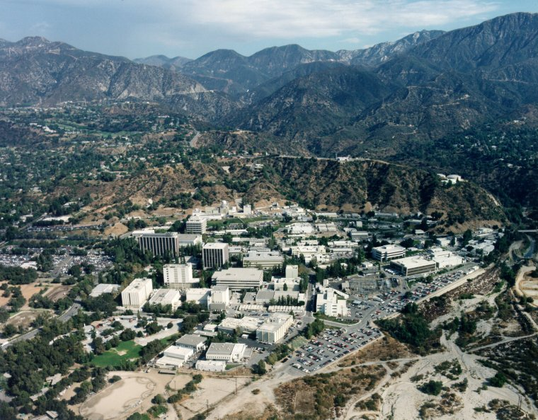 Jet Propulsion Laboratory = JPL