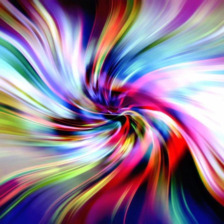 Couleurs entre l'infrarouge et l'ultraviolet