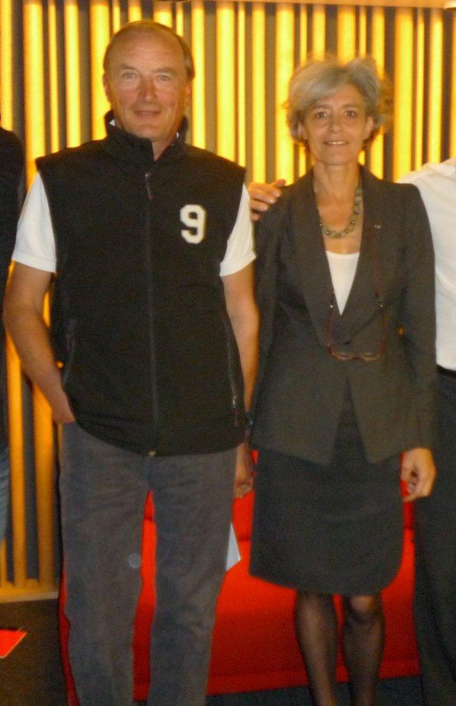Haigneré Jean-Pierre & Claudie André-Deshays