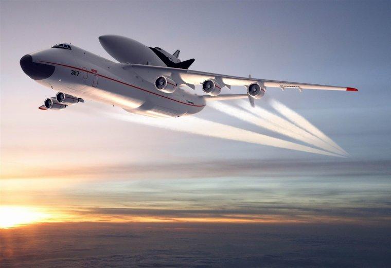 Antonov An-225 = Ahtohob Ah 225