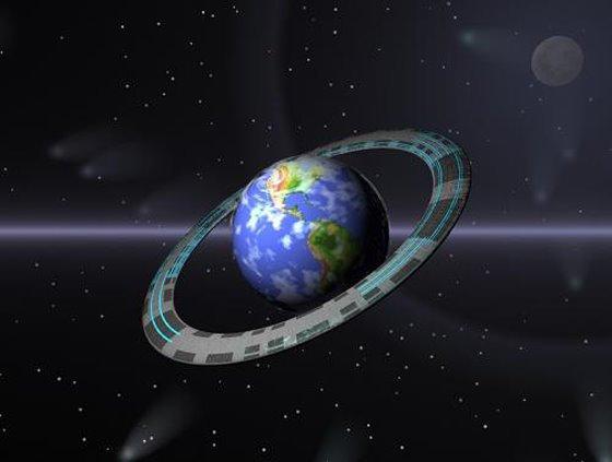 Anneau planétaire