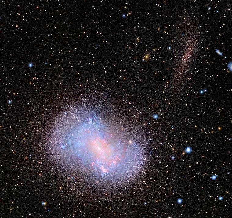 Groupe d'étoiles sans galaxie = Groupe stellaire vagabonde