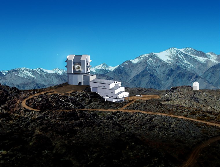 LSST = Large Synoptic Survey Telescope
