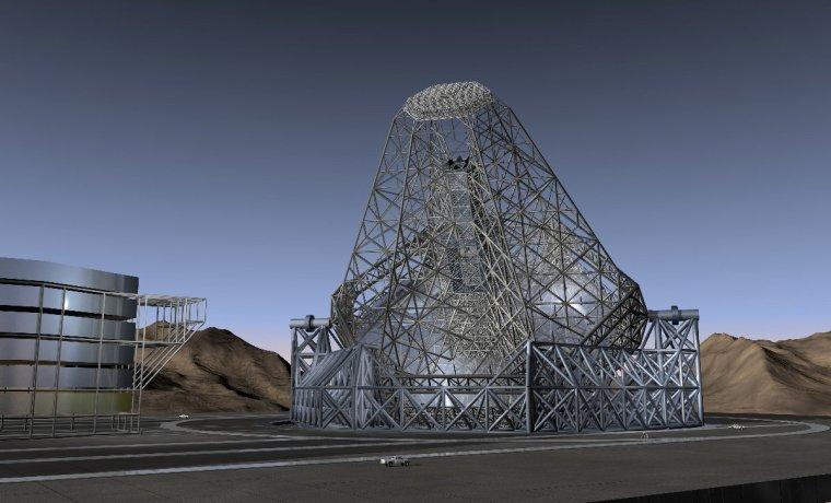 OWL = Overwhelmingly Large Telescope (Trop cher)